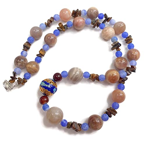 Unique Agate Necklace