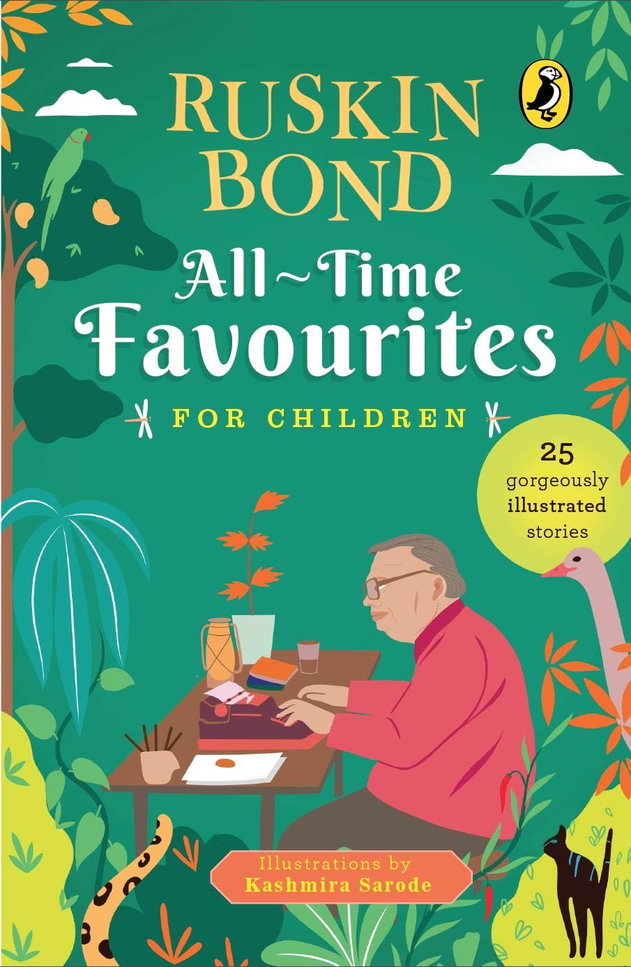 All-Time Favourites for Children: Classic Collection of 25+ most-loved, great stories by famous award-winning author (Illustrated, must-read fiction short stories for kids)