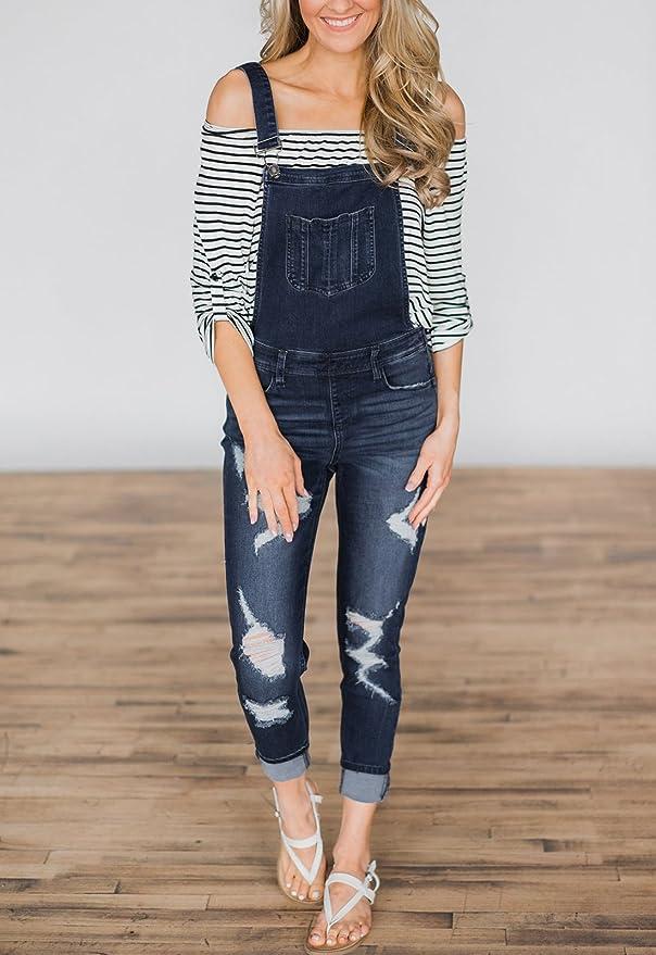 89b18d791ef GOSOPIN Women Skinny Jeans Casual Stretch Jeans Leggings at Amazon Women s  Jeans store