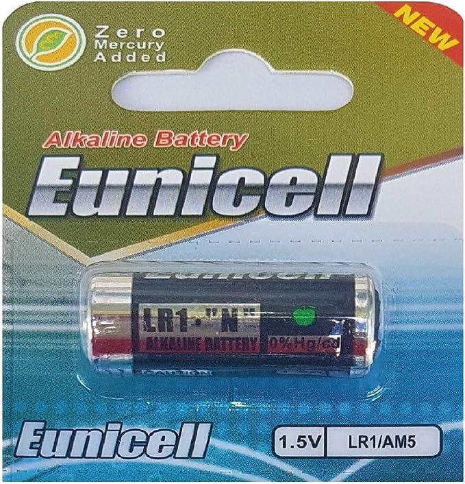 Eunicell 1 X Lr1 N Lady 1 5v Alkaline Batterie 4001 Elektronik