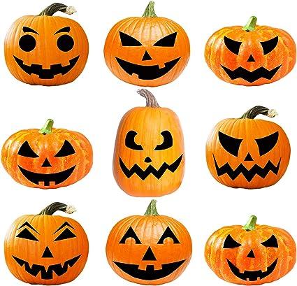 Amazon Com Uratot Halloween Pumpkin Decorating Craft Kits