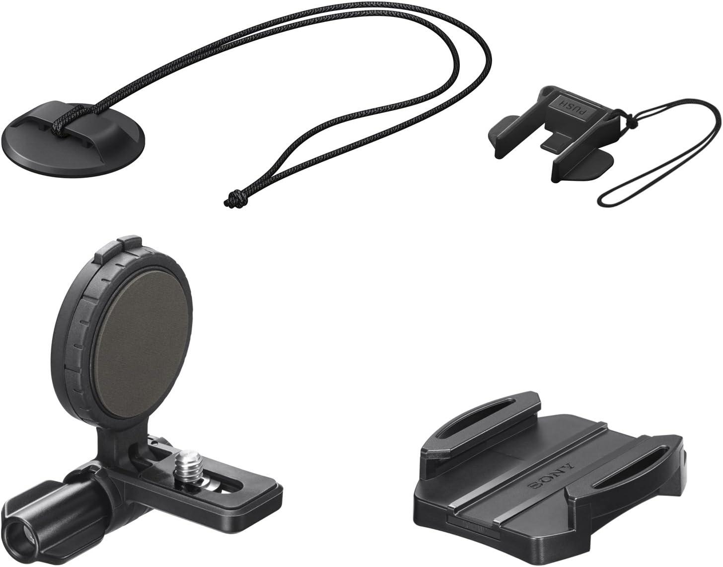 Soporte lateral de casco para Action Cam negro Sony VCT-HSM1