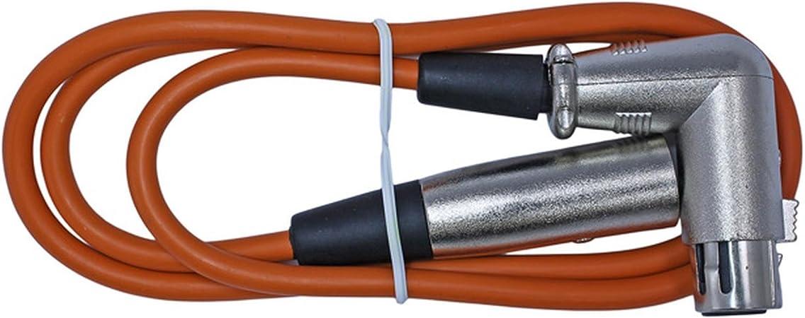 Buchsen Stecker Rechter Winkelstecker XLR Stecker