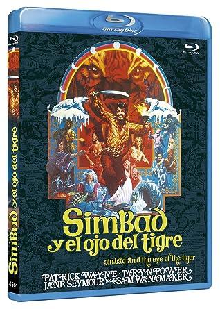 Sindbad und das Auge des Tigers Sinbad and the Eye of the