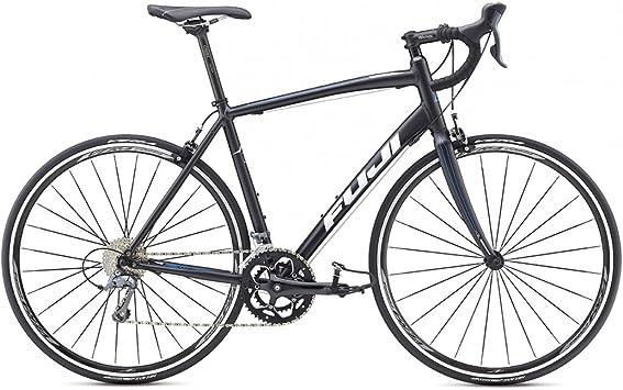 Bicicleta de carretera infantil Fuji Sportif 2.3 650 negro/blanco 2017 ...