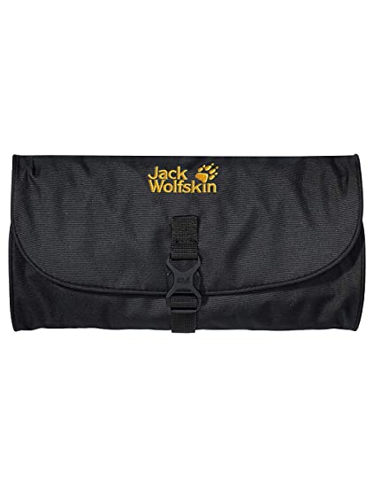Amazon.com   Jack Wolfskin Waschsalon Bag, Black, One Size   Outdoor ... 39028a5473
