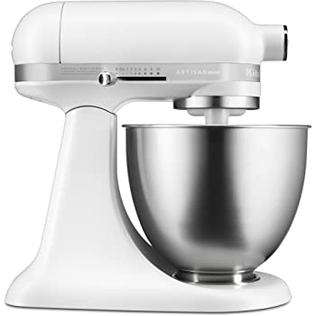 Amazon Com Kitchenaid Ksm3311xcu Artisan Mini With Flex