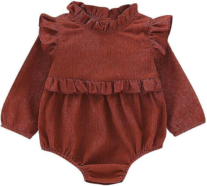 Kleinkind Neu Geborenes Baby Jungen Mädchen Body One Piece Freizeit Overall