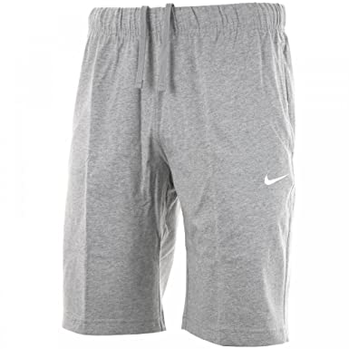 3fe153a9c4d2f Nike Men's Cotton Crusader Shorts Jogging Shorts Sports Gym Shorts - Grey  (XX-Large