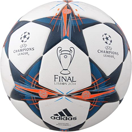 adidas UEFA Champions League Finale Lisbon Match tamaño de la Bola ...