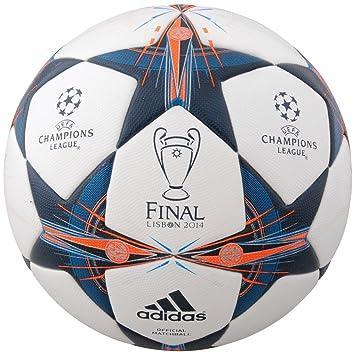 adidas Uefa Champions League Finale Lisbon Match Ball Size 5  Amazon.co.uk   Sports   Outdoors 23a12674d2e5b