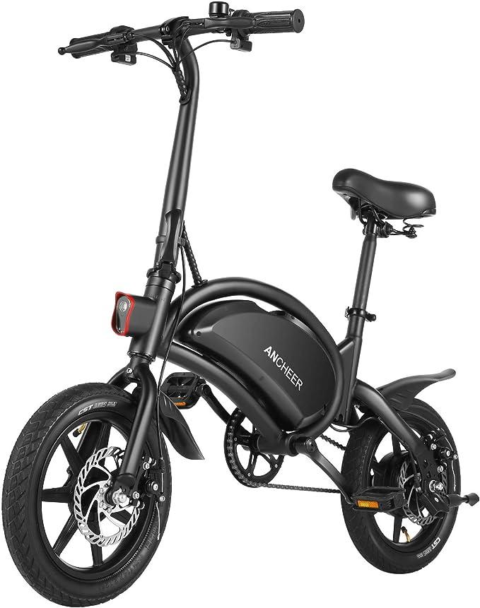 ANCHEER an-EB5 Plus Folding Electric Commuter Bike