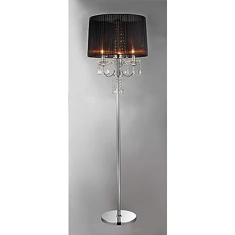 Amazon.com: Warehouse Tiffany vidrio elegancia fl9261 ...