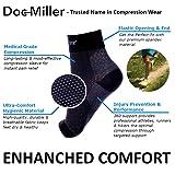 Doc Miller Plantar Fasciitis Socks Medical Grade