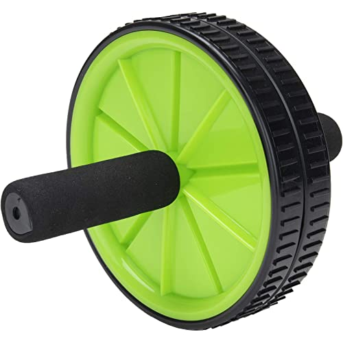 Mind Reader Dual Wheel Split Ab Roller