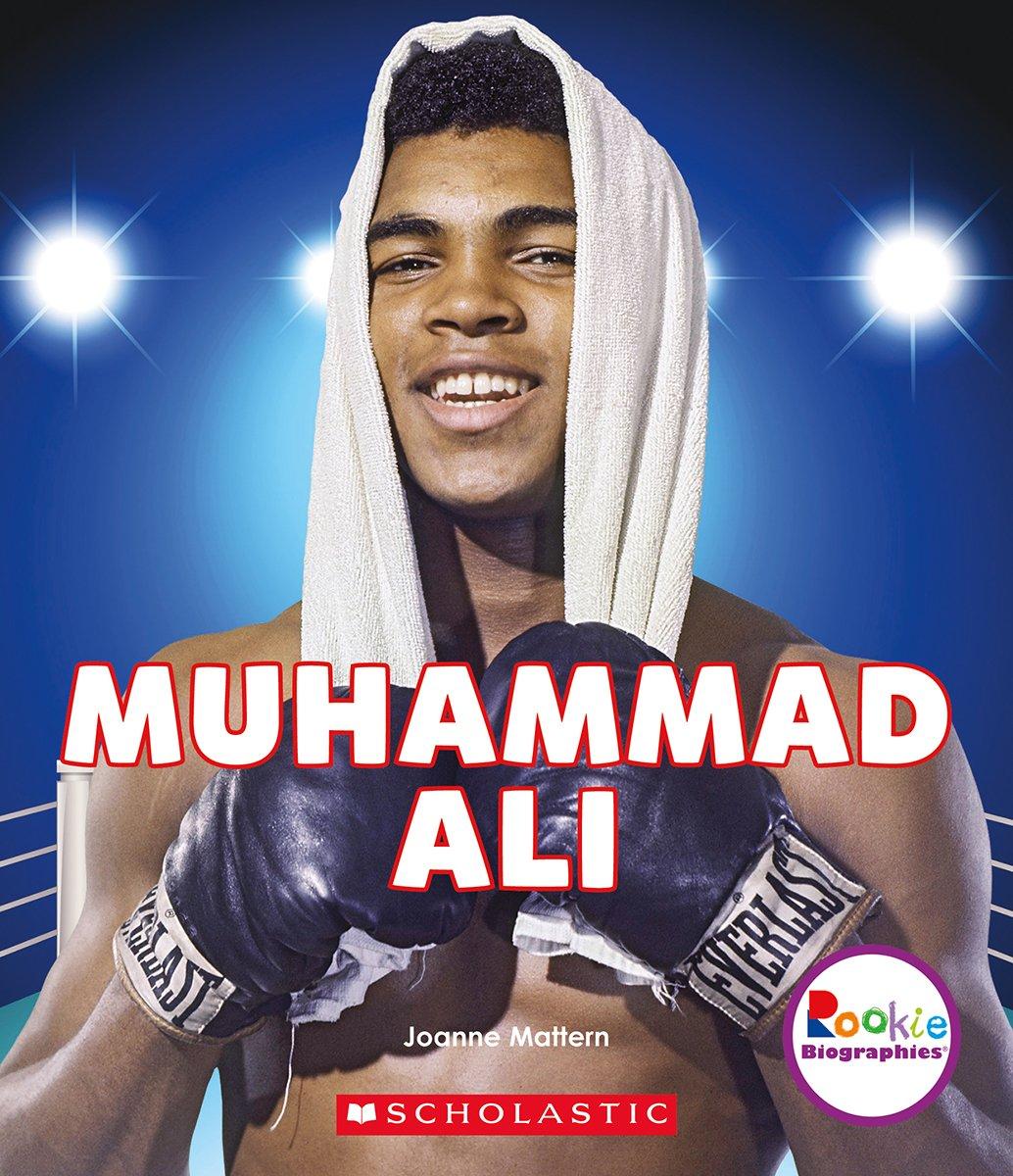 Download Muhammad Ali: The Greatest (Rookie Biographies (Paperback)) pdf epub