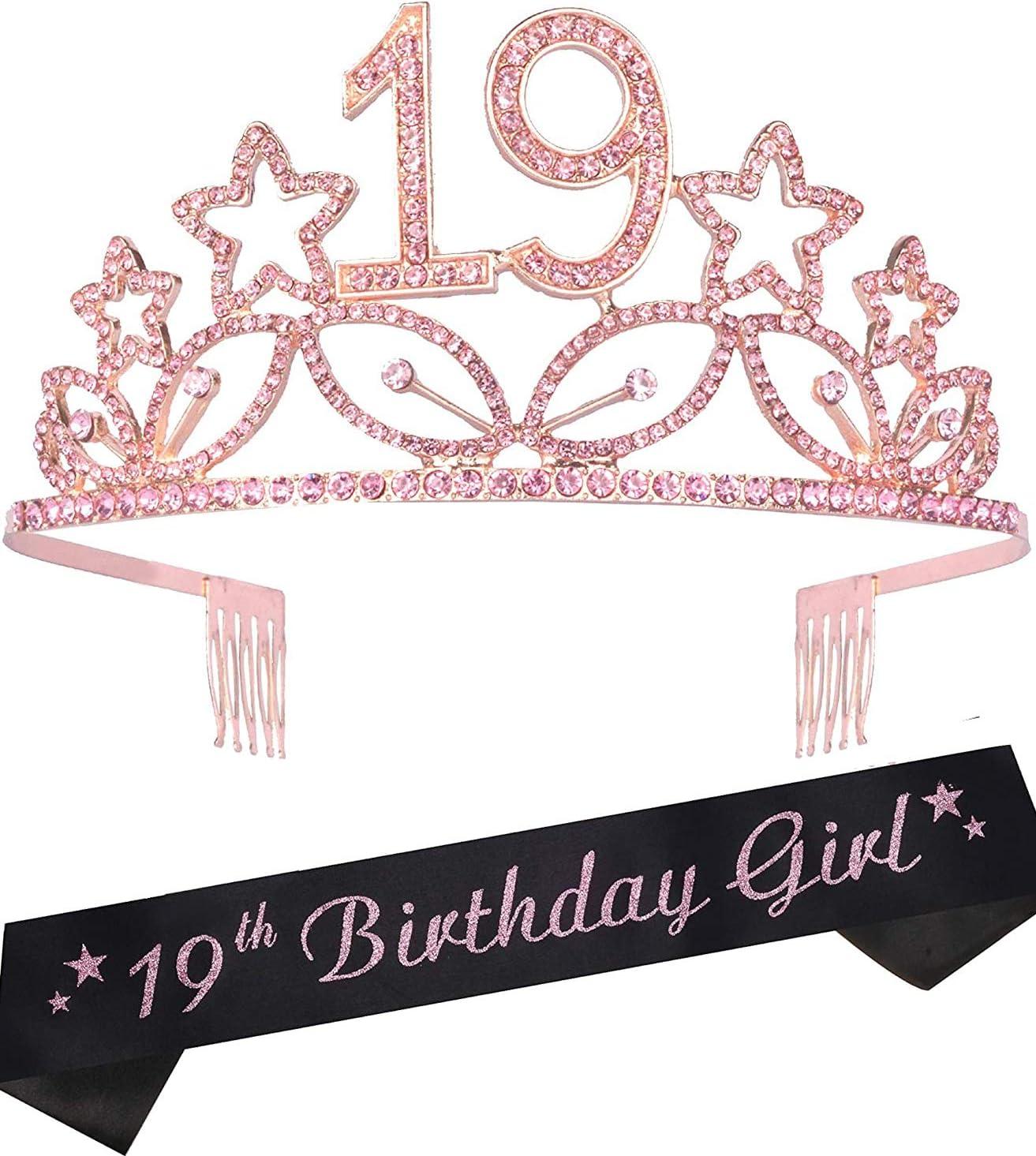 Birthday crown birthday party girls boys baby birth Crown Birthday anniversary