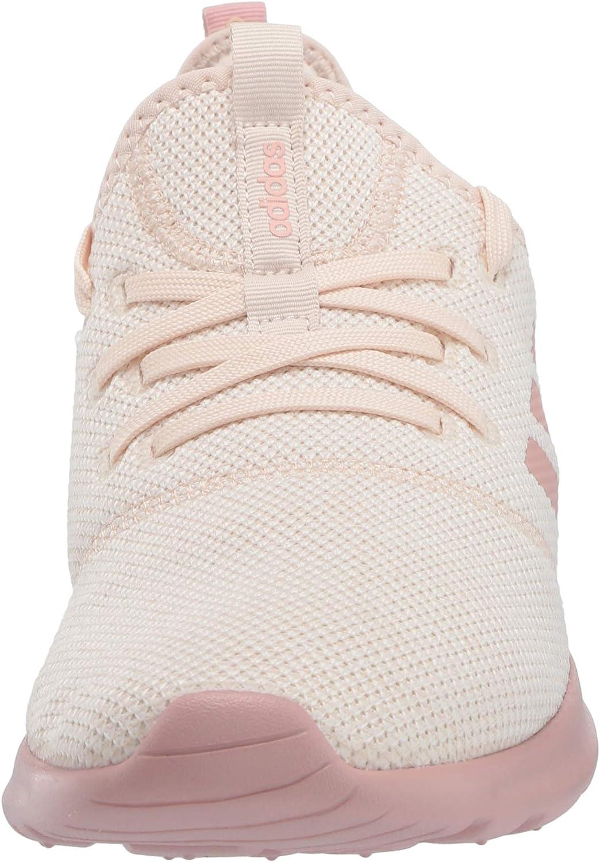 adidas Damen Cloudfoam Pure Laufschuh, Rose Linen Pink Spirituose Light Granit