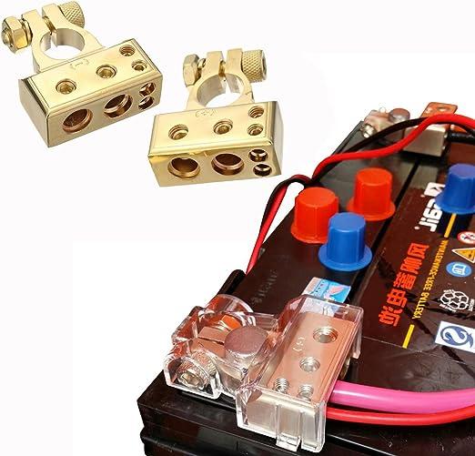 AA batterie positif négatif Conversion Ressort Contact Plaque 30 pcs W8J9