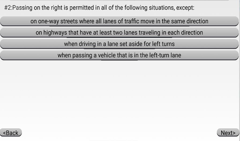 dmv drivers practice test utah