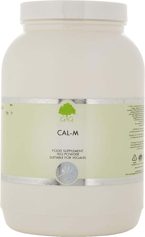 G&G Vitamins 1kg Cal-M Powder