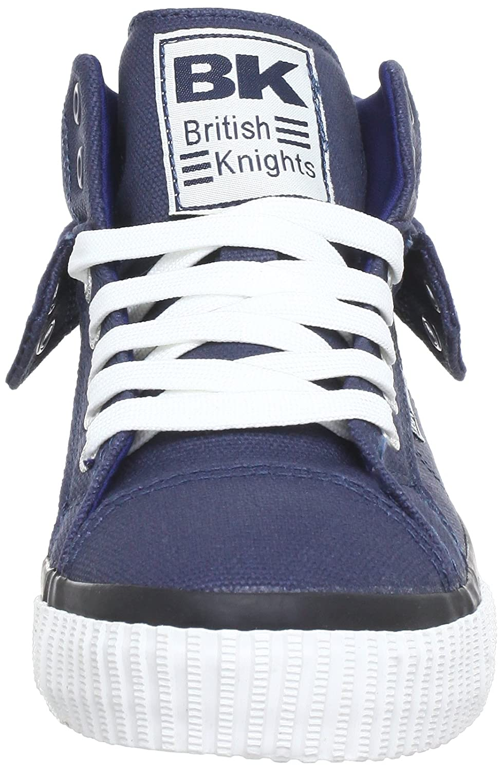 British Knights Hohe Roco Damen Hohe Knights Sneakers Blau (Navy 2) 5b6c7d