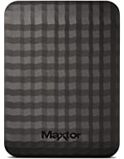 "Maxtor STSHX-M401TCBM - Disco Duro Externo de 4 TB (2.5"", USB 3.0/3.1 Gen 1)"