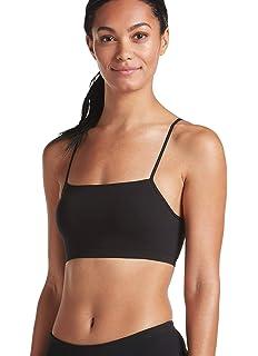 ffcfb3753f5 Jockey Women s T-Shirts Modern Micro Seamfree Cami Strap Bralette at ...