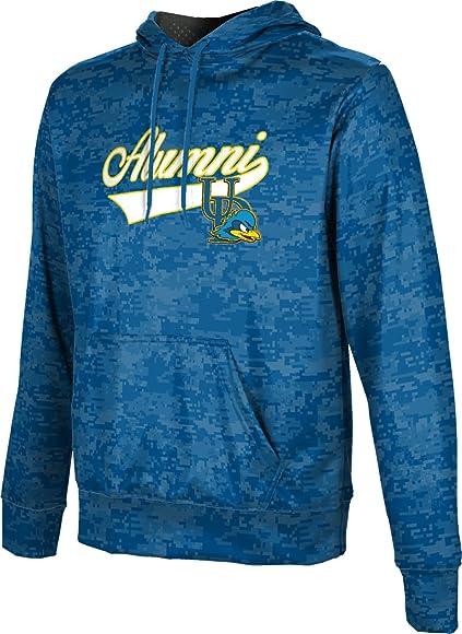 School Spirit Sweatshirt Digital ProSphere University of Delaware Graduation Mens Pullover Hoodie
