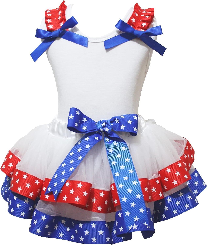 Reino Unido vestido camisa de color blanco estrellas rojo azul ...