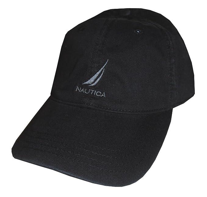 Nautica Hombre Gorra Ajustable y logo