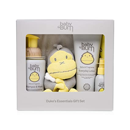 Baby Bum Duke S Essentials Gift Set Shampoo And Wash Everyday