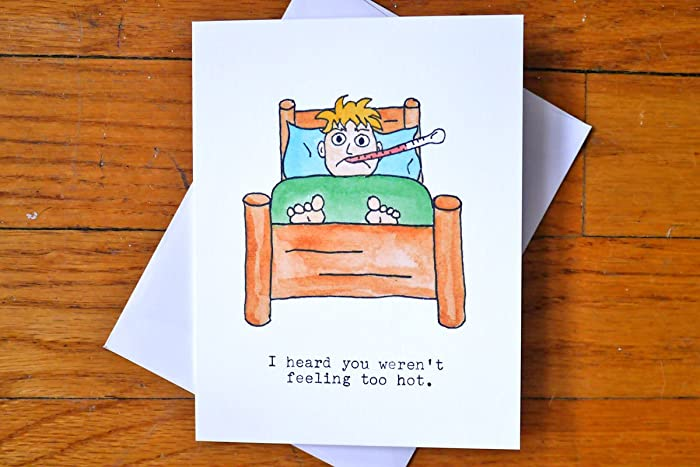 Amazon funny rude get well soon card suck it up sick in funny rude get well soon card suck it up sick in bed m4hsunfo