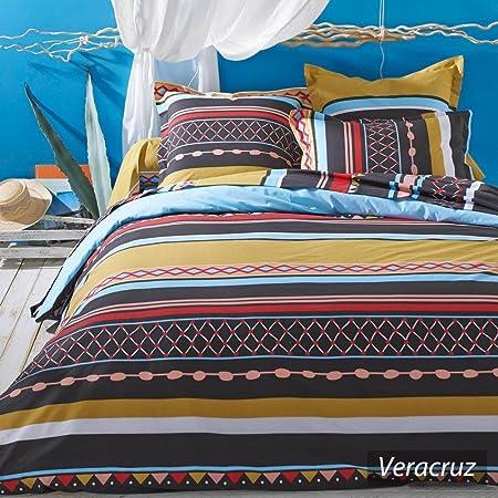 Copripiumino 260x240.Copripiumino 260x240 Cm 100 Cotone Veracruz Amazon It Casa E
