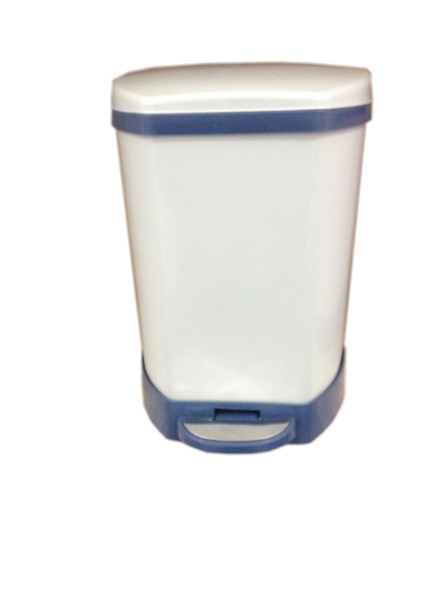Dustbins Xiuxiutian Plastic fold foot health barrels 282428cm, Style 1