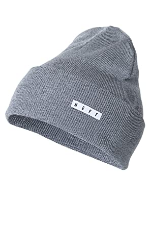 6839c7a1ee0 Amazon.com  NEFF Men s Lawrence Thermal Warming Beanie Hat