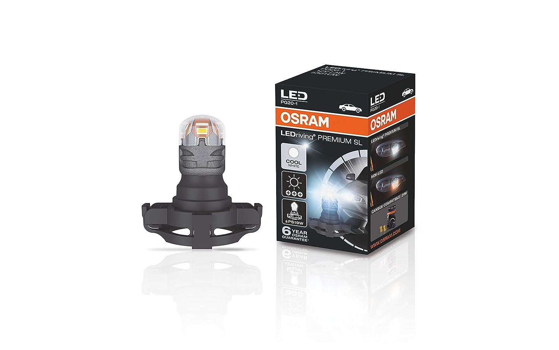 12 V retrofit LED Cool White Folding Box Reversing Light 1 Lamp OSRAM LEDriving Premium SL PS19W 5301CW Daytime Running Light DRL