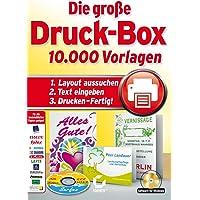Die große Druck-Box - DVD
