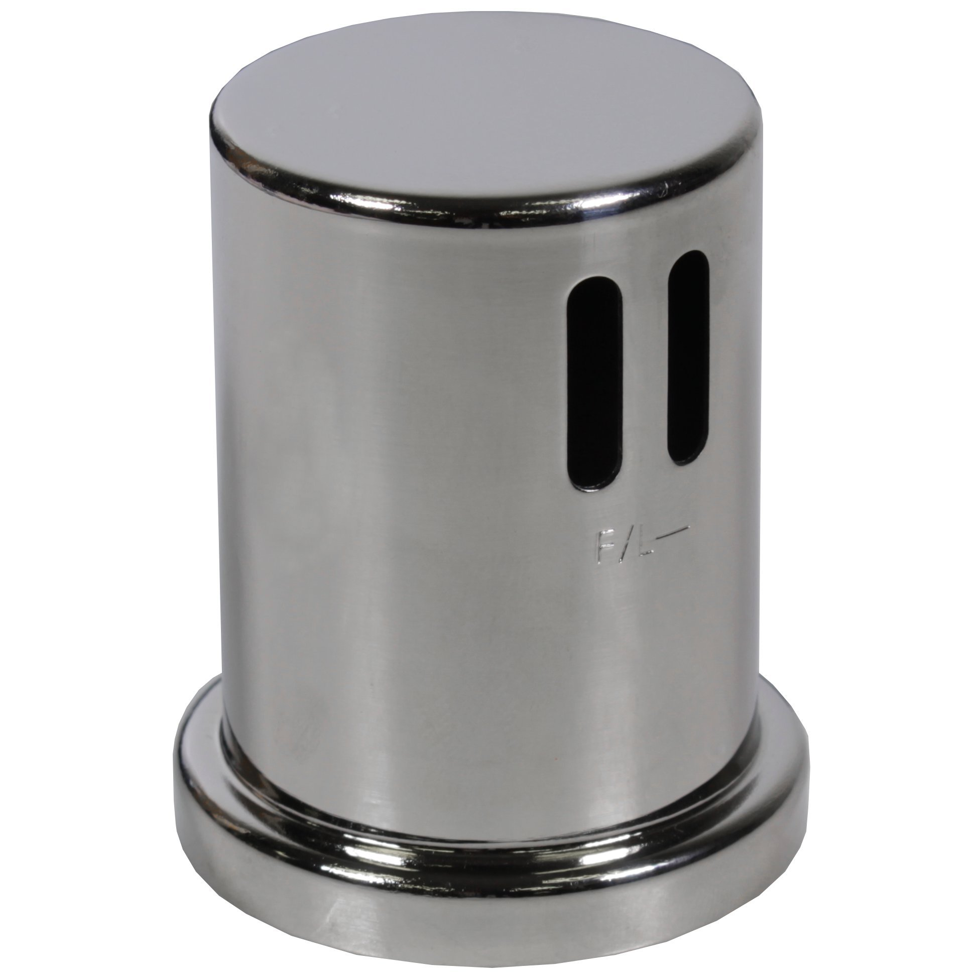 Polished Chrome Cap for AG200 Series Dishwasher Airgaps