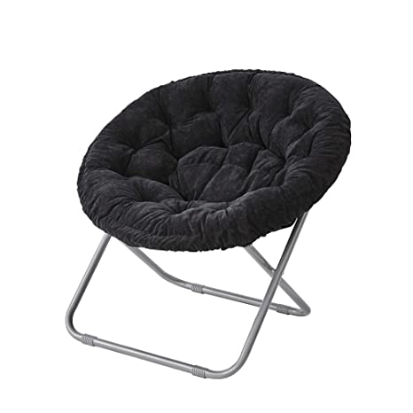 Amazon.com: comfort acolchado silla Luna – Negro: Kitchen ...