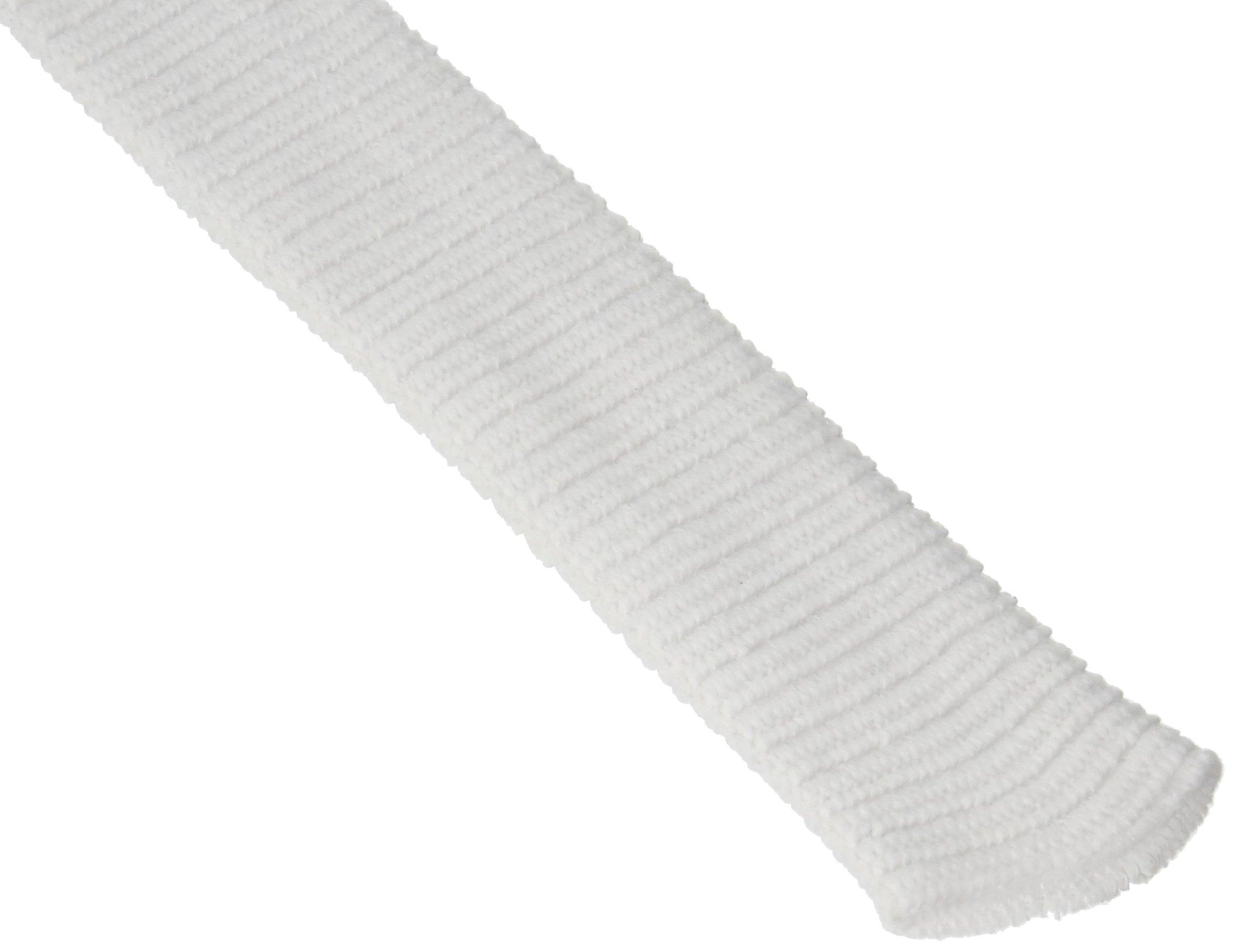 Derma Sciences GL707 Surgilast Tubular Elastic Dressing Retainer, Medium Head, Shoulder, Thigh, 25 yd Roll, 19.75'' Width, Working Stretch, Size 6