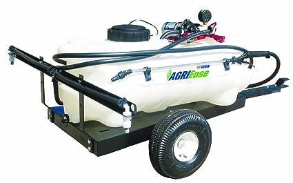 Amazon com : BE AGRIEase 90 800 150 15-Gallon Tow Behind Sprayer