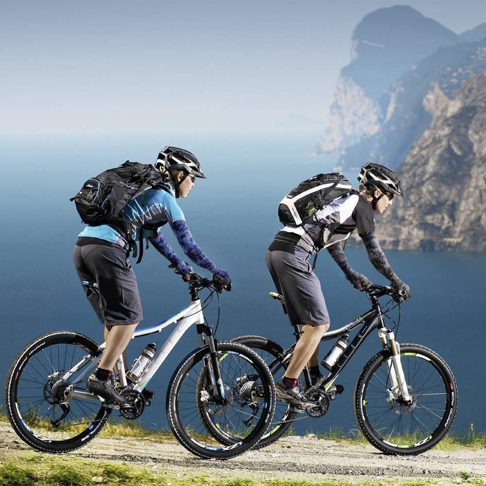 J-Jinpei Manguitos de Ciclismo Manga de Compresi/ón Brazo Respirable Sudar Absorbente Protecci/ón Solar para Todas Las Actividades al Aire Libre