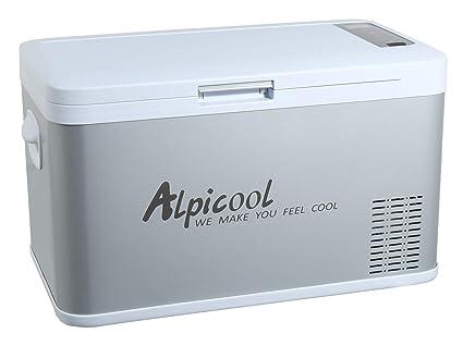 Amazon.es: Compass 07081 - Nevera eléctrica con compresor (25 L ...