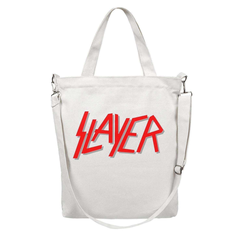 Womens Canvas Grocery Tote Handbags Casual CrossBody Shoulder Bag Music Band Album Cover Essential Shopping Hobo bag