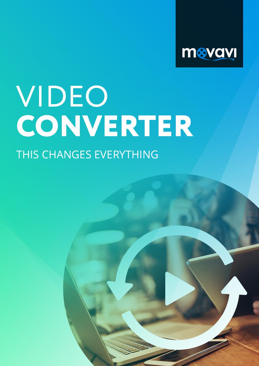 Movavi Video Converter 18 Personal Edition [Download] by Movavi