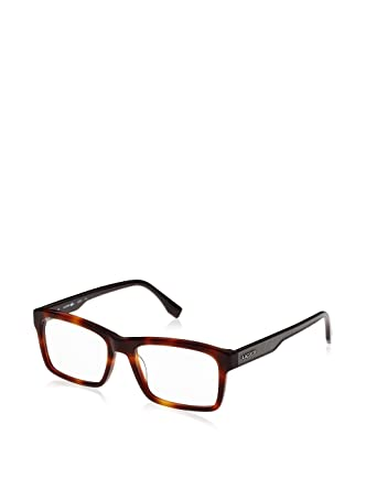 d11487be4ea2 Eyeglasses LACOSTE L 2722 214 HAVANA at Amazon Men s Clothing store