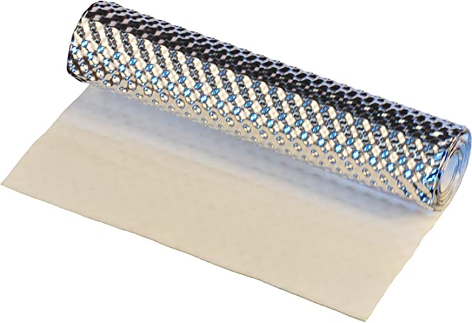 Heatshield Products 175115 Armor 1//2-Inch Thick X 18-Inch Wide X 10-Feet Exhaust Pipe Heat Shield