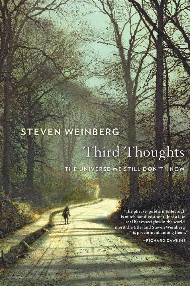 Third Thoughts: The Universe We Still Don't Know