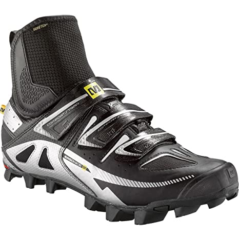 Mavic Drift MTB 2015 - Zapatos de Ciclismo para Invierno, Color Negro, Talla 47